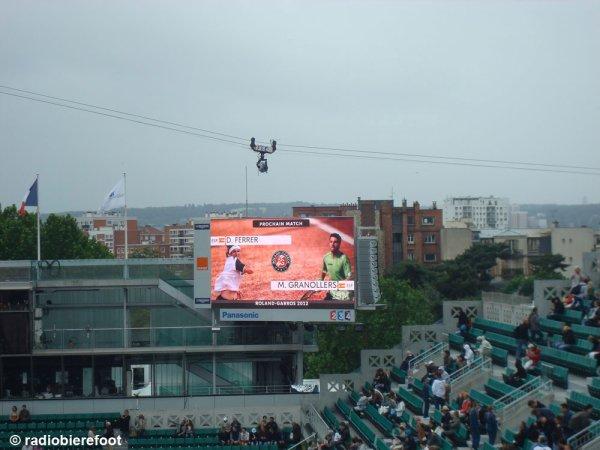 Roland-Garros : ça caille pour les huitièmes !