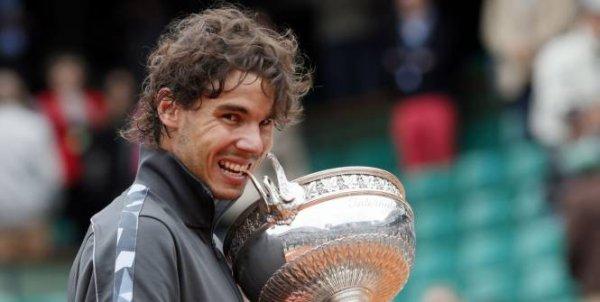 Roland-Garros : Nadal puissance 7