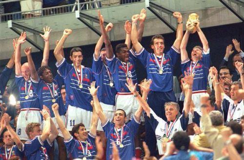 12 juillet 1998 : il y a 14 ans :)