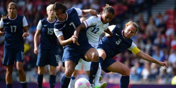 Jeux Olympiques : les Bleues s'inclinent