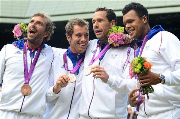 Jeux Olympiques, 8ème jour : tennis et tir à l'honneur !