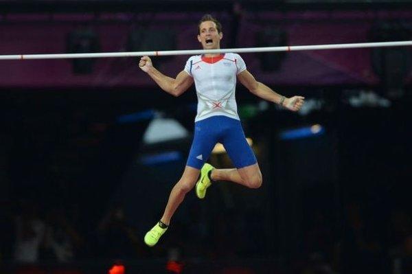 Jeux Olympiques, 14ème jour : Lavillenie en or !
