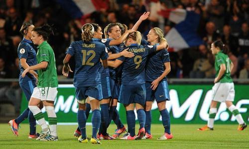 Euro 2013 : Les Bleues qualifiées !