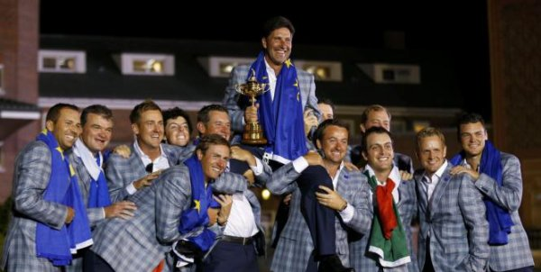 Golf : l'Europe conserve la Ryder Cup !
