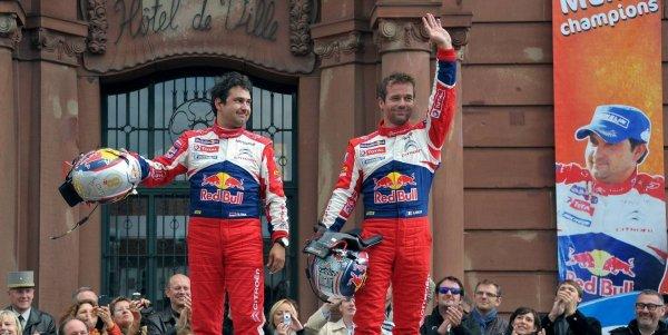 Loeb et Elena champions du monde WRC : épisode 9 !