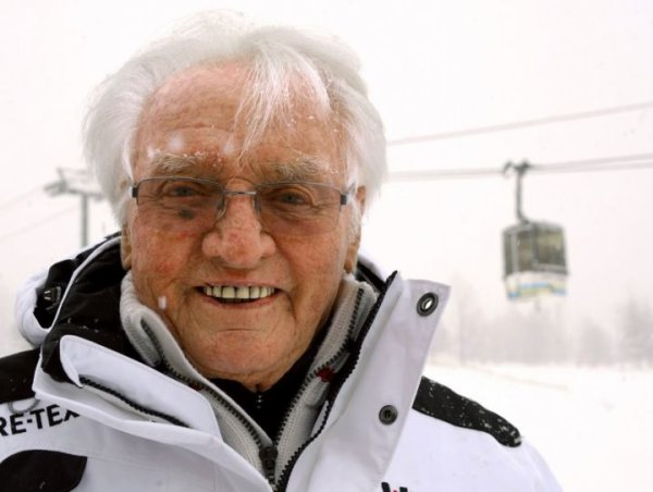Ski alpin : décès d'Emile Allais, la légende du ski français