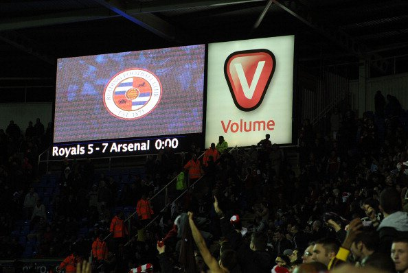 Reading - Arsenal : 5-7 a.p
