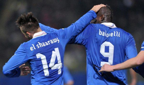 Amical : Italie-France, 1-2