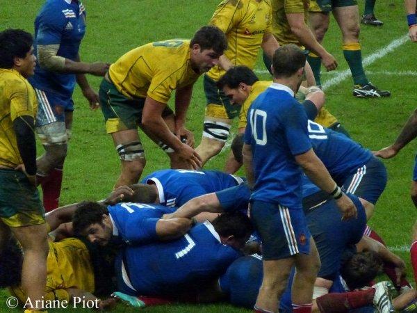 Rugby : le bel automne du XV de France