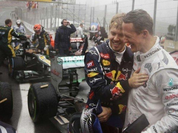 Formule 1 : troisième titre pour Vettel