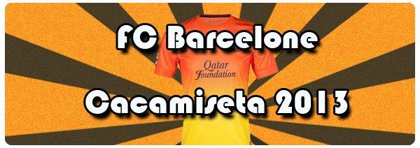 Cacamiseta 2013 : victoire du FC Barcelone
