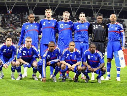 Je suis pour… L'équipe de France B