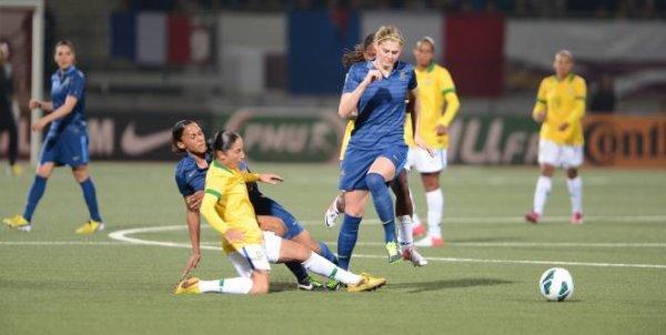 France - Brésil : 2-2