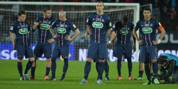 L'incroyable triplé du Paris Saint-Germain !