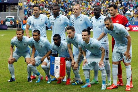 Uruguay - France et Brésil - France