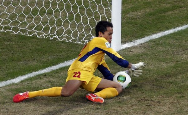 Coupe des Confédérations : merci Tahiti !