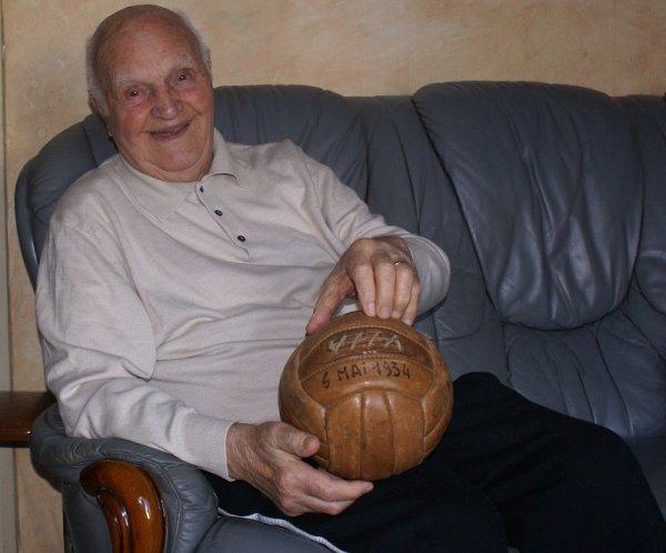René Llense a 100 ans !