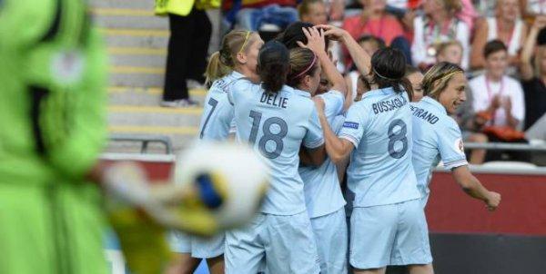 Euro 2013 : France-Russie et France-Espagne