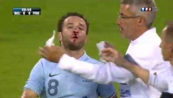 Belgique - France : 0-0
