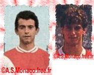 Les Monégasques de l'AS Monaco