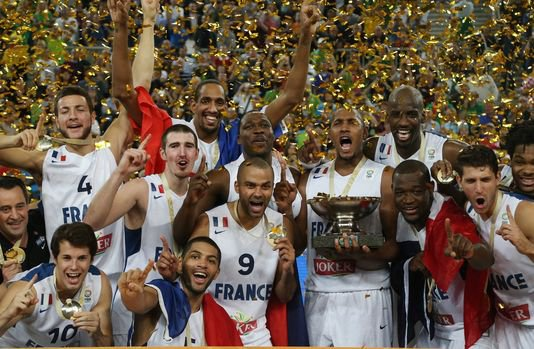 Euro basket 2013 : la France championne d'Europe !