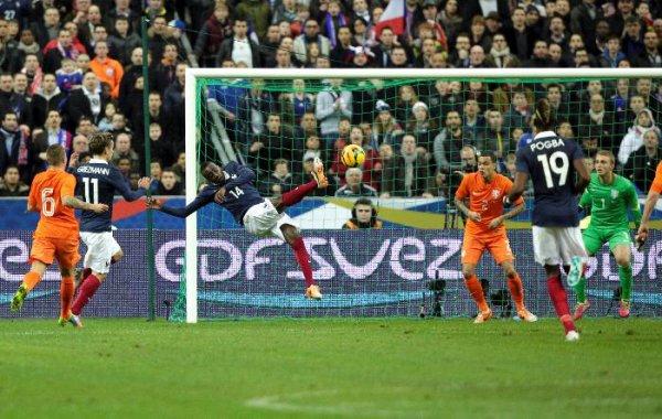 France - Pays-Bas : 2-0