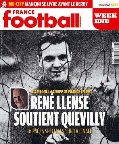 Décès de René Llense