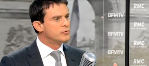 Manuel Valls souhaite que le FC Barcelone joue en Ligue 1
