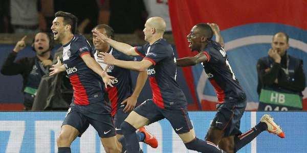 C1 et C3 : Le PSG gagne, Lyon s'incline