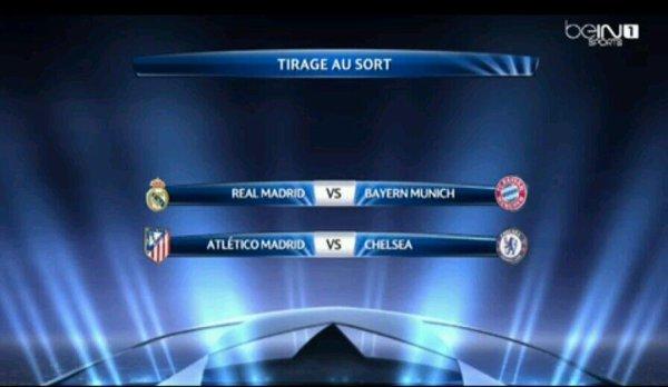 Ligue des champions, Ligue Europa : tirage au sort des demi-finales