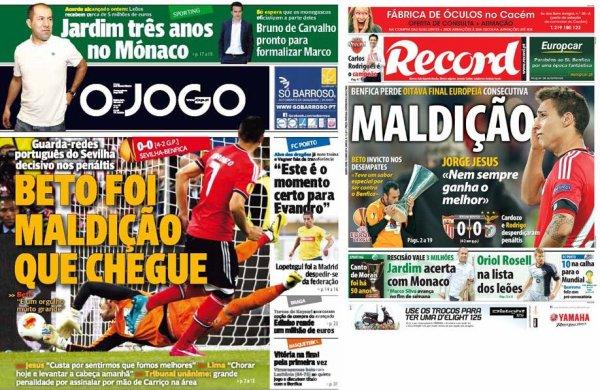 Ligue Europa : Victoire du FC Séville