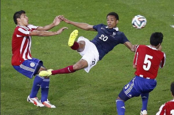 Amical : France - Paraguay, 1-1