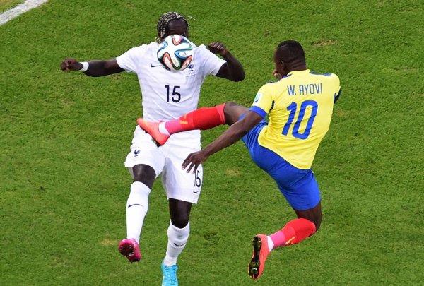 Coupe du monde 2014 : France-Equateur, 0-0