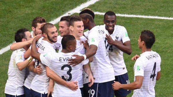 Coupe du monde 2014 : France-Nigeria, 2-0