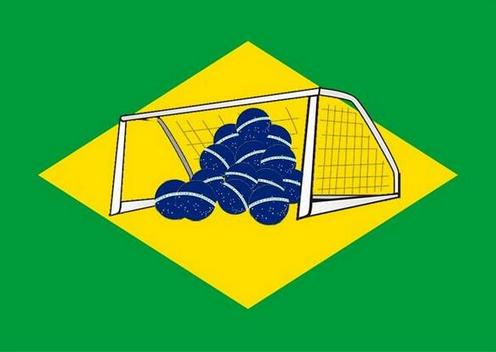 Coupe du monde 2014, Brésil-Allemagne : 1-7
