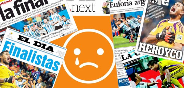 Coupe du monde 2014, l'Argentine en finale