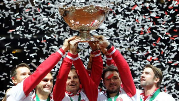 Coupe Davis : la Suisse bat la France