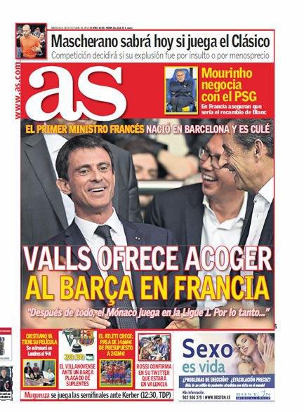 Le Barça en Ligue 1 : de la fiction à la réalité !
