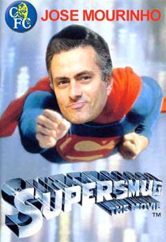 Wanted José Mourinho