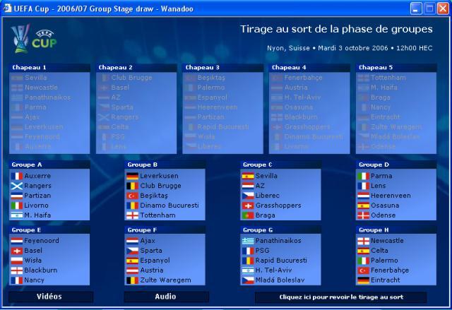 Coupe UEFA