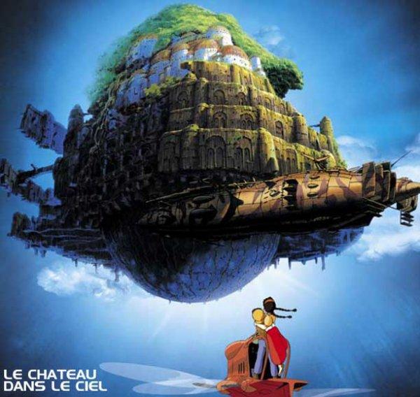 ☼ Le Château Dans Le Ciel ☼