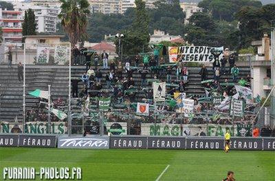 Nice - Saint-Etienne : 2-1