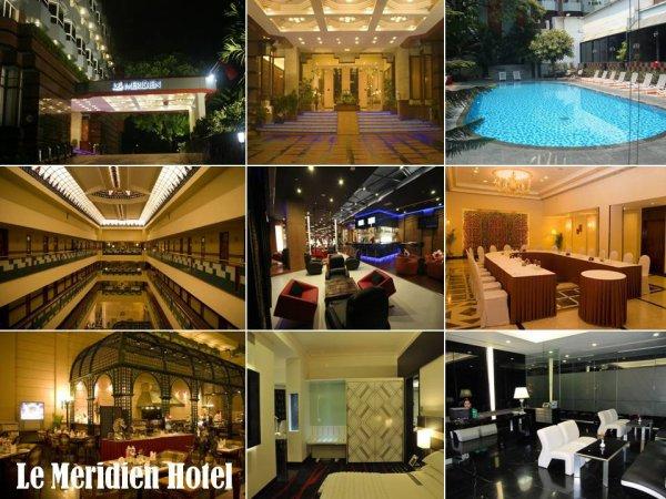 Le Meridien Hotel Bangalore