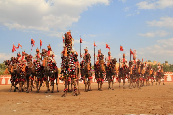 Explore the Diversity of Desert Festival Jaisalmer