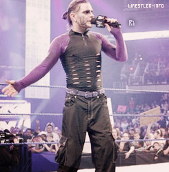 Jeff Hardy quitt the WWE