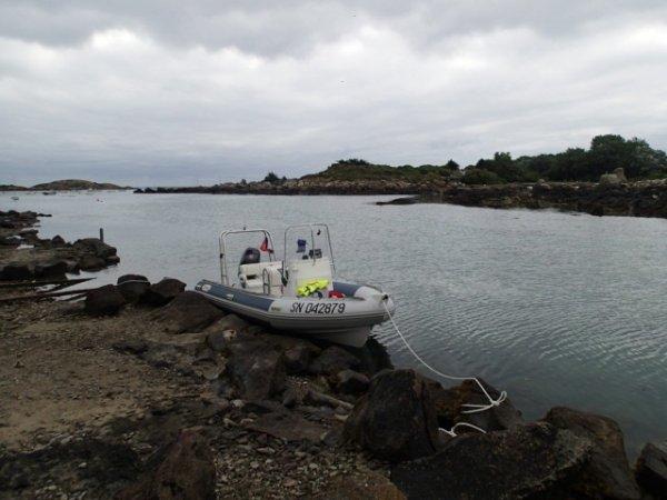 Îles Chausey juillet 2016