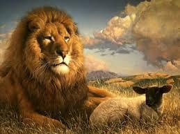 Le Lion et le Mouton