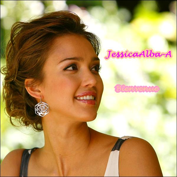 . Nouveau Blog sur la belle Jessica Alba. .