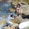 . Inconnue | Hilary & Mike se sont offert des petites vacances en Italie. .