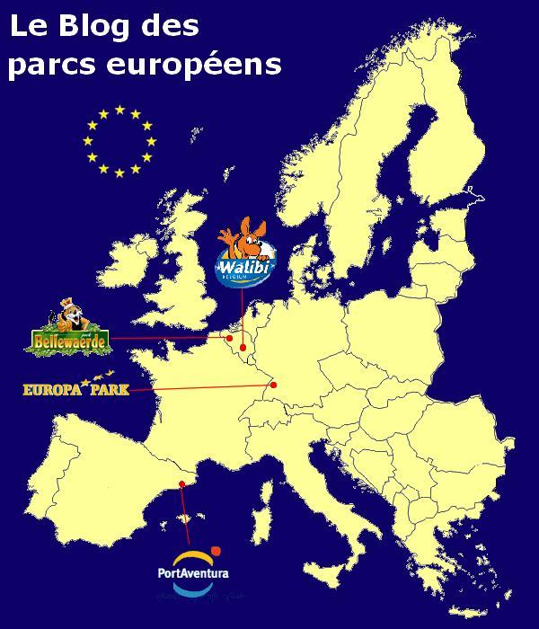 Pr 233 Sentation Les Plus Grand Parcs D Europe